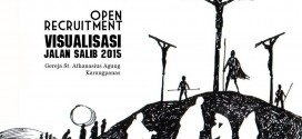 OMK : Open Recruitment Visualisasi Jalan Salib 2015