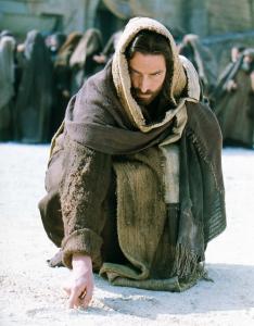 Yesus mengampuni wanita berzinah