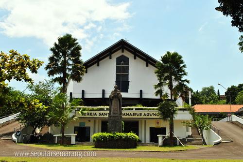 Paroki St. Athanius Agung Semarang